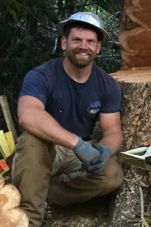 Photo of Joshua of Sky High Tree Removal