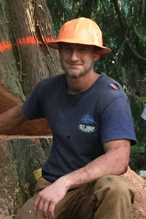Photo of Jared of Sky High Tree Removal